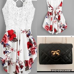 Romper + Purse bundle!!!